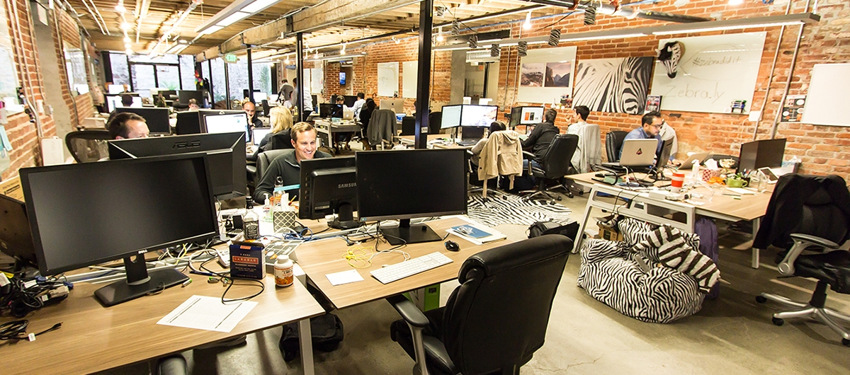 The Vault, a coworking space in San Franciso