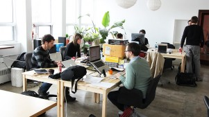 Ecto, a coworking space in Montreal (Canada)