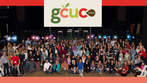 Group picture, taken at the last GCUC in Austin.